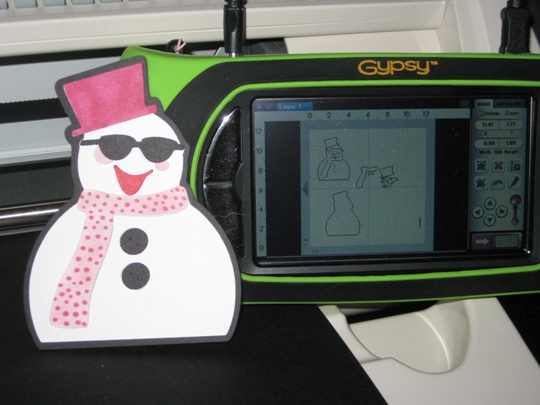 The Cricut Gypsy Smiley Card Cartridge Is The Cutest One